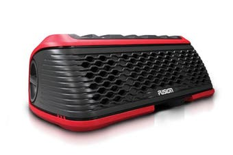 Fusion WS-SA150R Stereoactive Watersport Bluetooth Speakers Red