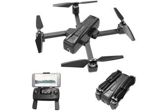 JJRC X11 5G WiFi GPS RC Drone RTF with GPS Location Tracking / Optical Flow Positioning-Black