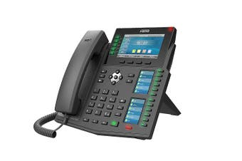 "Fanvil X6U Enterprise IP Phone 4.3"" Video Colour Screen 20 SIP Lines"