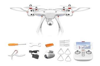 SYMA X8 Pro GPS Brushed RC Drone Quadcopter RTF WiFi FPV 720P Camera / Altitude Hold / One Key Return