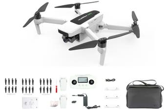 Hubsan Zino 2 Combo GPS FPV 4K 60 FPS UHD Drone 2x Battery Carry Bag