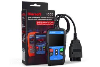 iCarsoft i800 OBDII OBD2 Car Engine Fault Code Reader OBDII Scan Tool