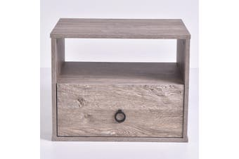 Roco Bedside Table - Alaska Oak