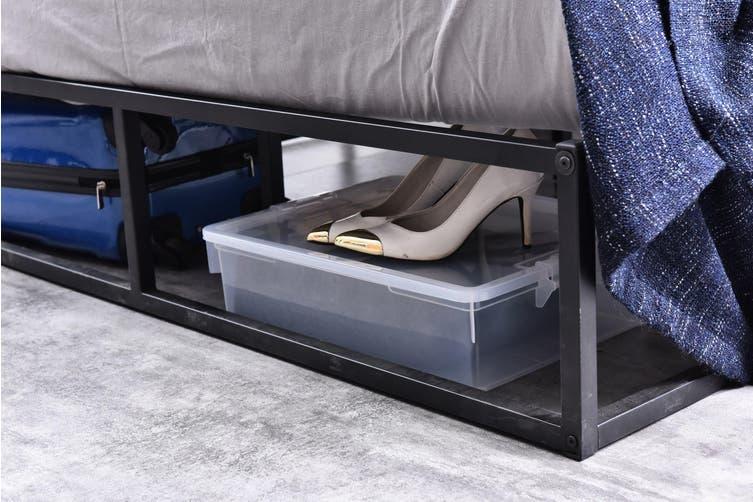 Wilkie platform bed