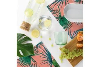 Placemat set of 4-Hot Tropics-46cm x 33cm