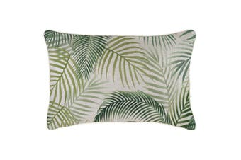 Cushion Cover-With Piping-Seminyak Green-35cm x 50cm