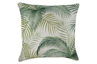 Cushion Cover-With Piping-Seminyak Green-60cm x 60cm