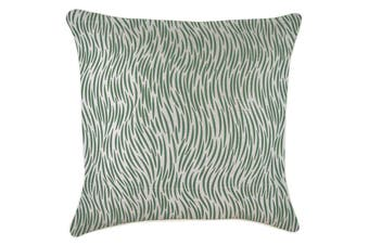 Cushion Cover-With Piping-Wild Green-60cm x 60cm