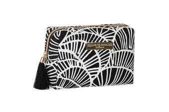 Rectangle Boxy Cosmetic Bag-Positano
