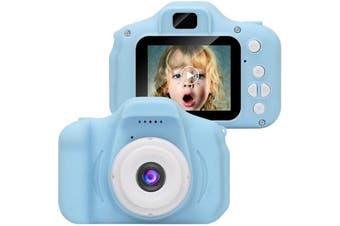 Mini Digital Kids Camera - Blue