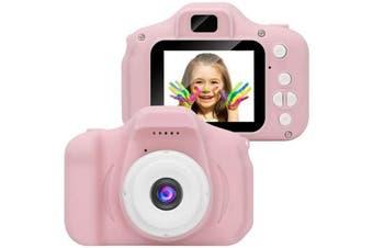 Mini Digital Kids Camera - Pink