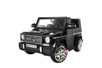 Kids Ride On Car MercedesBenz Licensed G65 12V Electric Black