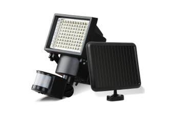 Set of 2 100 LED Solar Powered Motion Sensor Lights