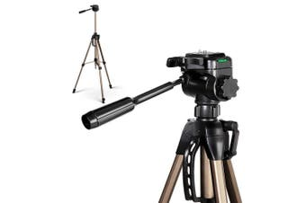 Weifeng 160cm Dual Bubble Level Camera Tripod