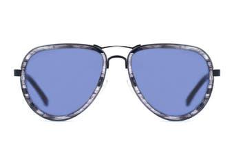 Curtiss Black Out - Aviator Sunglasses