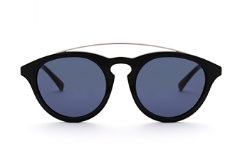 Amos Black - Designer Sunglasses