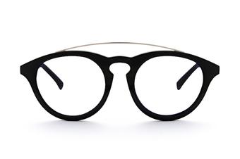Amos Black - Optical - Eyeglasses