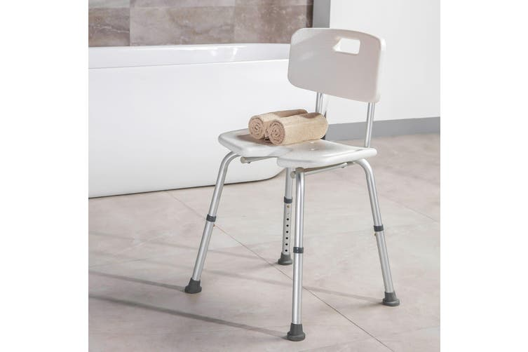 Evekare Shower Chair with Cutout