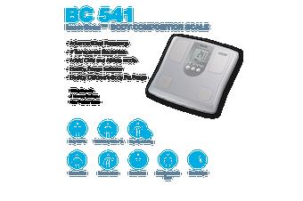 Tanita BC 541 Body Composition Monitor