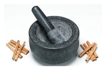 Avanti Low Mortar and Pestle 20cm