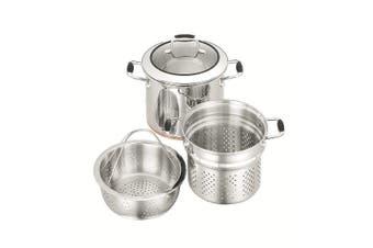 Scanpan Coppernox Multi Pasta Pot 24cm/7.6L