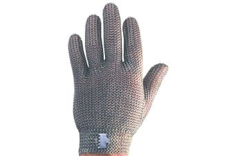Niroflex Plus Stainless Steel Mesh Glove Extra Extra Small