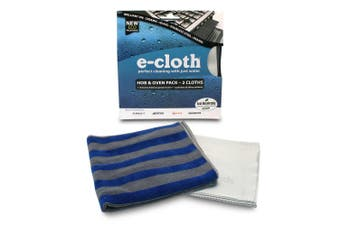 E-Cloth Stovetop and Oven Pack