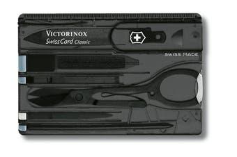 Victorinox Swiss Card Smoke