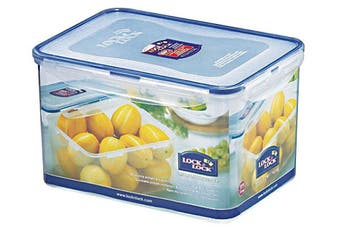 Lock & Lock Rectangular Tall Food Container 4.5L