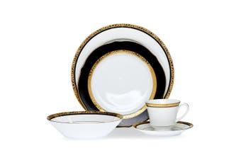 Noritake Regent Gold 20pc Dinner Set