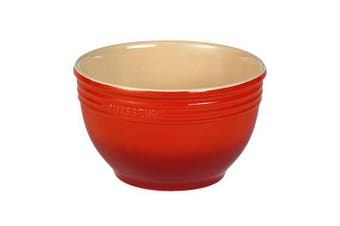 Chasseur La Cuisson Red Medium Mixing Bowl