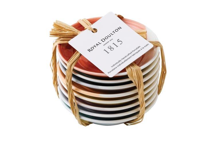 Royal Doulton 1815 Tapas Dishes 12cm Set of 8
