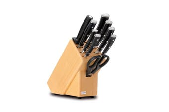 Wusthof Classic Ikon 10 Piece Knife Block Set
