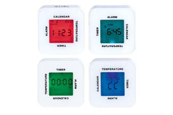 Accura Quad 4 in 1 Clock