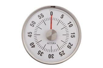 Accura Mechanical Timer 60min White