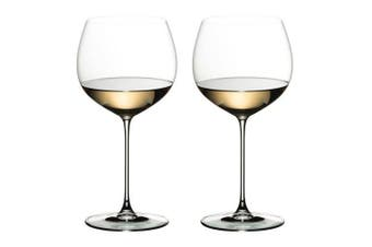 Riedel Veritas Oaked Chardonnay Glass Set of 2