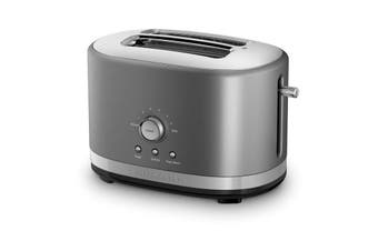 KitchenAid KMT2116 2 Slice Toaster Contour Silver