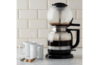 KitchenAid KCM0812 Siphon Coffee Brewer Onyx Black