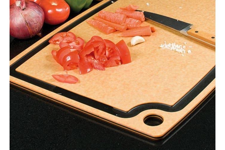 Epicurean Gourmet Cutting Board Natural 44x33cm