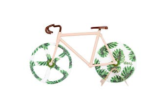 Doiy The Fixie Pizza Cutter Patterned Tropical
