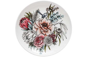Ashdene Native Bouquet Cocktail Plate