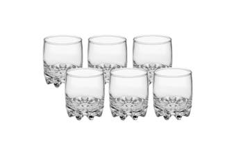 Pasabahce Sylvana Whisky DOF 6pc Set 315ml
