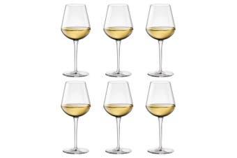 Bormioli Rocco Inalto Uno Small Wine Glasses Set of 6