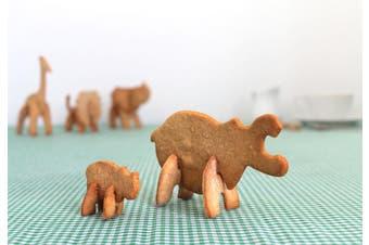 Suck UK 3D Cookie Cutters Safari - Hippopotamus