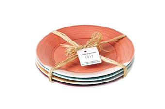 Royal Doulton 1815 Bright Colours Side Plates Set of 4