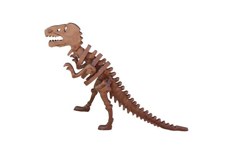T-Rex 3D Chocolate Construction Mould