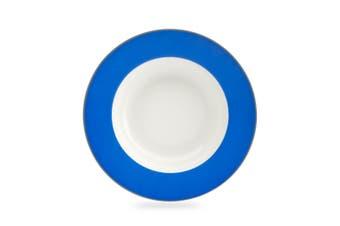 Noritake Contemp Azul Soup Plate 23cm