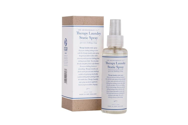 The Aromatherapy Co Therapy Laundry Static Spray 150ml