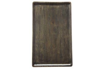 Chef Inox Mango Wood Board Dark 43x25x1.5