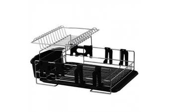 D.Line Stainless Steel Two Tier Dish Rack 42.5x34x26.5cm